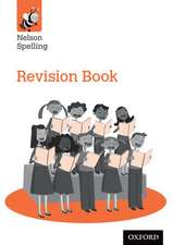 Nelson Spelling Revision Book Pack of 30