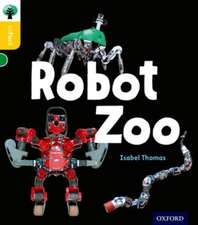 Oxford Reading Tree inFact: Oxford Level  5: Robot Zoo
