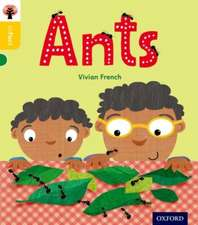 Oxford Reading Tree inFact: Oxford Level 5: Ants