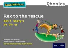Read Write Inc. Phonics: Grey Set 7 Storybook 1 Rex to the Rescue