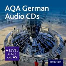 AQA German A Level Year 1 and AS Audio CDs