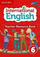 Oxford International Primary English Teacher Resource Book 6