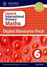Oxford International Primary Maths: Digital Resource Pack 6