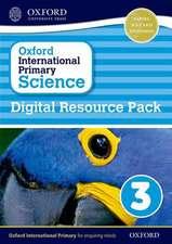 Oxford International Primary Science: Digital Resource Pack 3