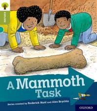 Oxford Reading Tree Explore with Biff, Chip and Kipper: Oxford Level 7: A Mammoth Task