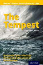 Nelson Thornes Shakespeare for CSEC: The Tempest with CSEC notes