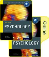 IB Psychology Print and Online Course Book Pack: Oxford IB Diploma Programme