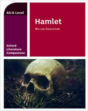 Oxford Literature Companions: Hamlet