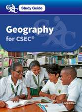 CXC Study Guide: Geography for CSEC