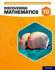 Discovering Mathematics: Student Book 1B