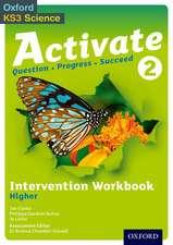 Activate 2 Intervention Workbook (Higher)