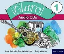 ¡Claro! 1 Audio CDs