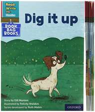 Read Write Inc. Phonics: Red Ditty Book Bag Books Mixed Pack of 10