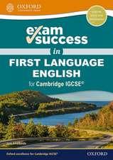 Exam Success in First Language English for Cambridge IGCSE®