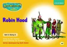 Read Write Inc. Phonics: Yellow Set 5 Storybooks: Robin Hood