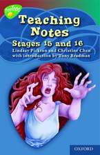 Oxford Reading Tree: Levels 15/16: TreeTops Myths and Legends: Teaching Notes