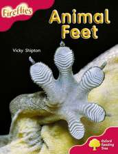 Oxford Reading Tree: Level 4: More Fireflies A: Animal Feet
