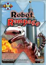 Project X: Grey: Behind the Scenes: Robot Rampage