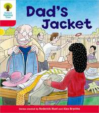 Oxford Reading Tree: Level 4: More Stories C: Dad's Jacket