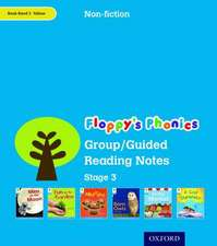Oxford Reading Tree: Level 3: Floppy's Phonics Non-Fiction: Group/Guided Reading Notes
