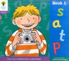 Oxford Reading Tree: Level 1+: Floppy's Phonics: Sounds and Letters: Class Pack of 36