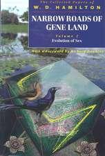 Narrow Roads of Gene Land: Volume 2: Evolution of Sex