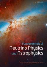 Fundamentals of Neutrino Physics and Astrophysics