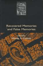 Recovered Memories and False Memories