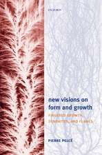 New Visions on Form and Growth: Digitation, dendrites, and flames