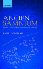 Ancient Samnium: Settlement, Culture, and Identity between History and Archaeology