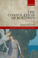 The Consolation of Boethius as Poetic Liturgy