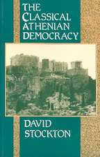 The Classical Athenian Democracy