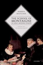 The School of Montaigne in Early Modern Europe: Volume Two: The Reader-Writer