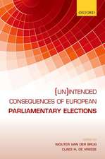 (Un)intended Consequences of EU Parliamentary Elections