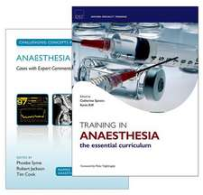 Training in Anaesthesia and Challenging Concepts in Anaesthesia Pack:  Essays on Literary Culture and Public Debate