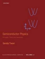 Semiconductor Physics: Principles, Theory and Nanoscale