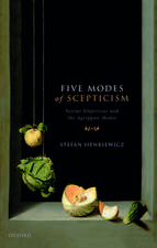 Five Modes of Scepticism
