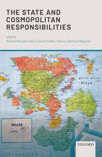 The State and Cosmopolitan Responsibilities