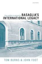 Basaglia's International Legacy: From Asylum to Community