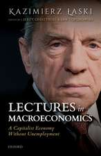Lectures in Macroeconomics: A Capitalist Economy Without Unemployment