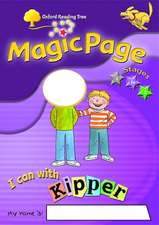 Oxford Reading Tree: MagicPage: Levels 1 - 2: Kipper and Me: I Can books Pack of 6