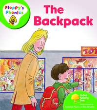 Oxford Reading Tree: Level 2: Floppy's Phonics: The Back Pack