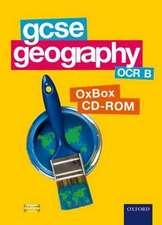 GCSE Geography OCR B OxBox CD-ROM
