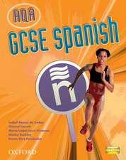 GCSE Spanish for AQA Students' Book