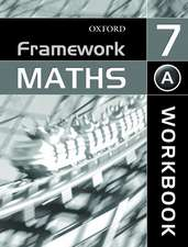 Framework Maths: Year 7: Access Workbook
