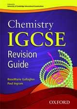 Cambridge Chemistry IGCSE® Revision Guide