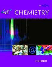 A2 Chemistry for AQA Student Book
