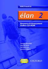 Élan: 2: A2 WJEC Resource & Assessment OxBox CD-ROM