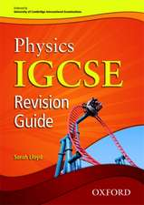 Cambridge Physics IGCSE® Revision Guide