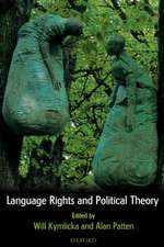 Language Rights and Political Theory